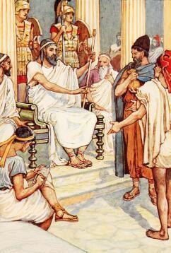 寡头政治、僭主政治,雅典民主的前夜:从忒修斯传说到德拉古法典