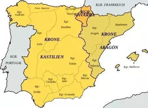 遇见欧洲 | 三分钟了解西班牙历史,从罗马帝国到阿拉伯帝国