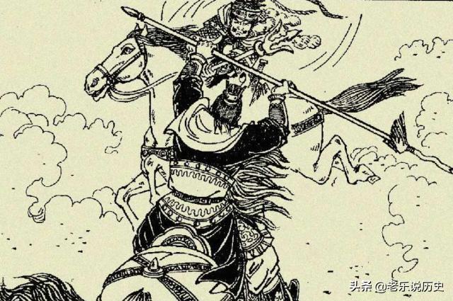 北宋小雷神:神勇赛张飞,遭遇似罗成,闯四门斗五将,功绩追关公